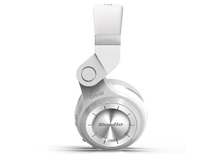 Tai nghe bluetooth Bluedio T2s điều khiển dễ dàng