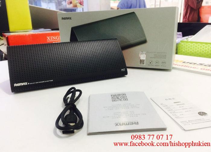 Loa Bluetooth Remax RB M7