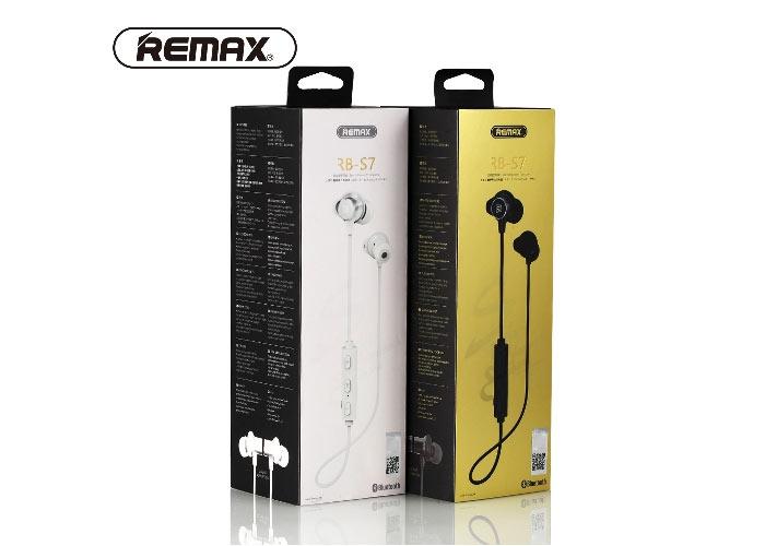 Mẫu tai nghe bluetooth giá rẻ chơi thể thao - bluetooth remax S7