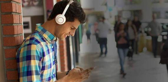 Tai nghe bluetooth nghe nhạc đẳng cấp