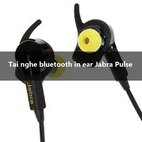 Tai nghe bluetooth in ear Jabra Pulse