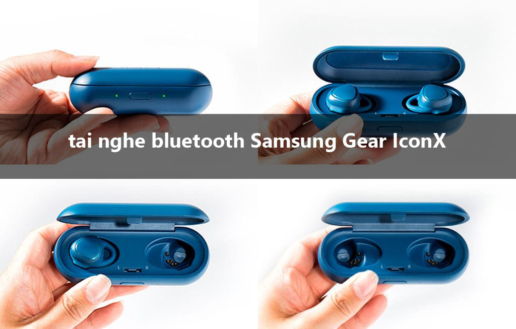 tai nghe bluetooth Samsung Gear IconX