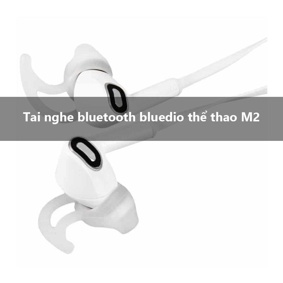 Tai nghe bluetooth bluedio thể thao M2