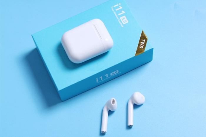 Tai nghe bluetooth i 11 tws là mẫu tai nghe chính hãng giá rẻ hiện nay