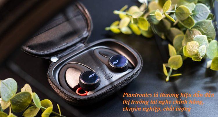 Tai nghe bluetooth Plantronics luôn là thương hiệu cao cấp mà nhieuf người lựa chọn