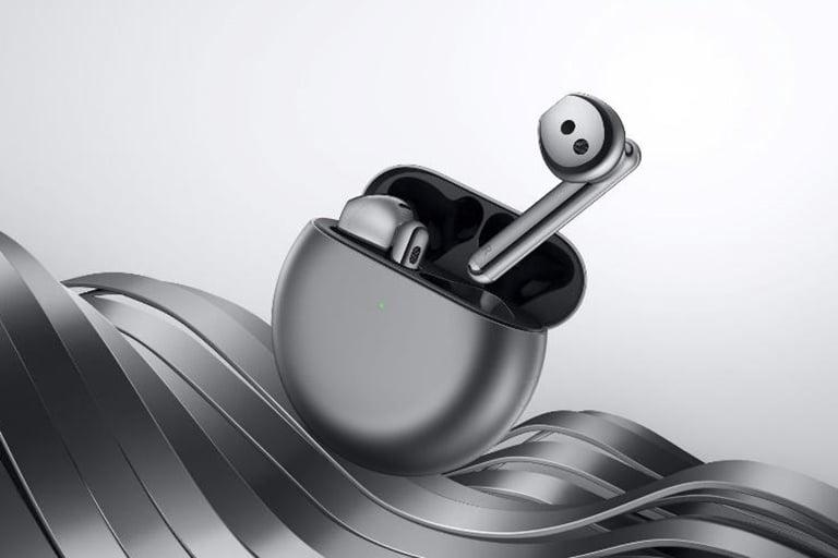 Tai nghe khử tiếng ồn chủ động của Huawei FreeBuds 4